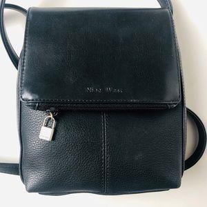 Nine West Small Black Crossbody or Shoulder Bag